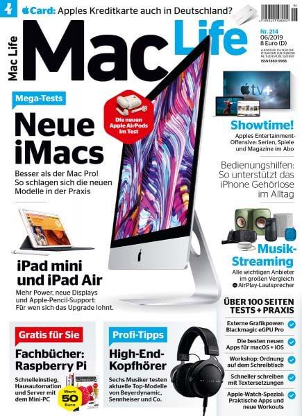 Mac Life 06/2019