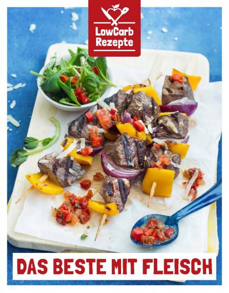 Low Carb Fleisch E-Book Cover
