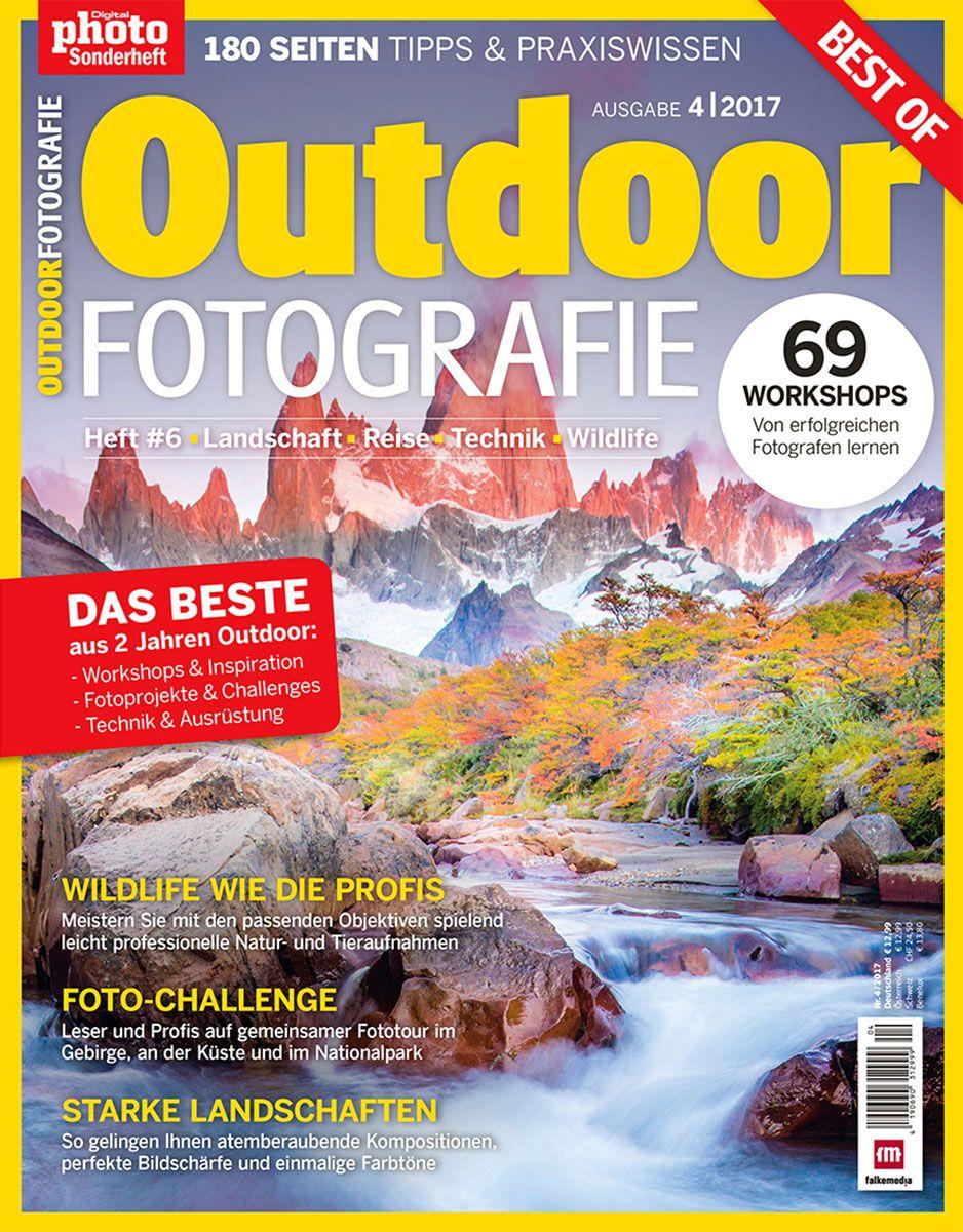 Outdoor Fotografie 04/2017 → Jetzt bei falkemedia kaufen | falkemedia