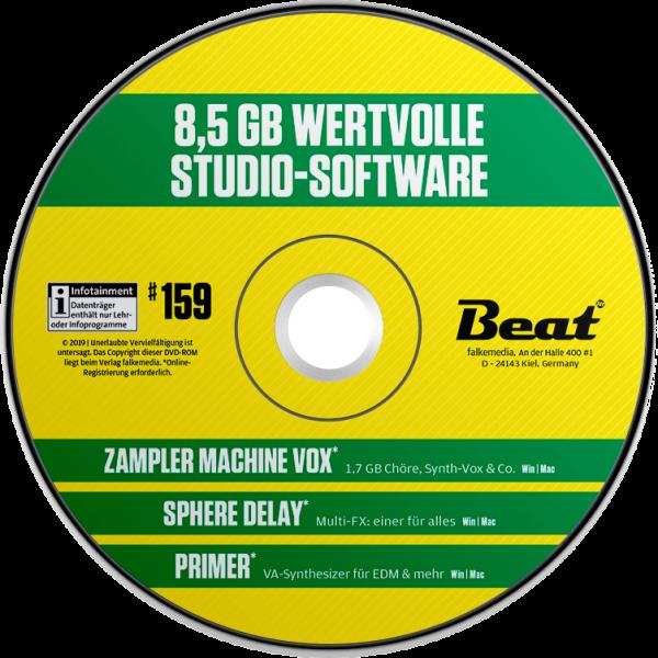 Beat Heft-CD
