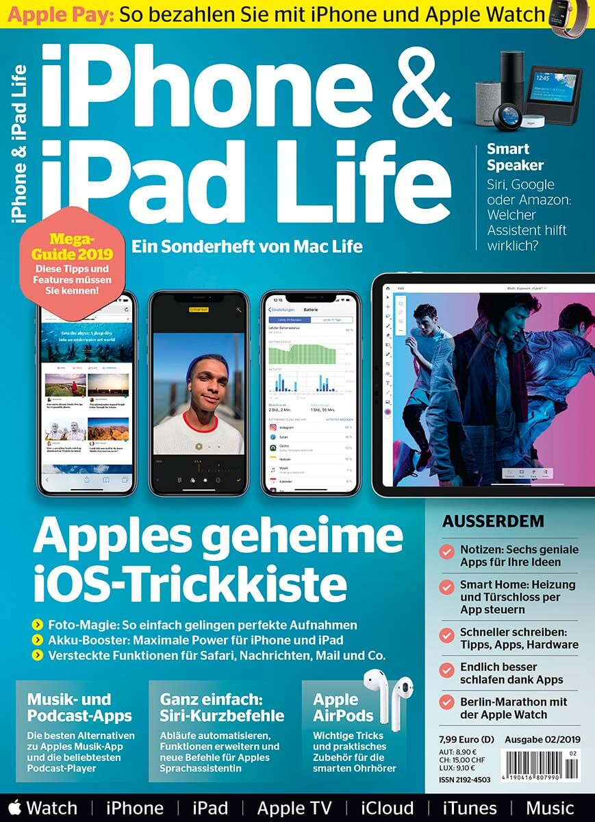 iPhone & iPad Life 02/2019