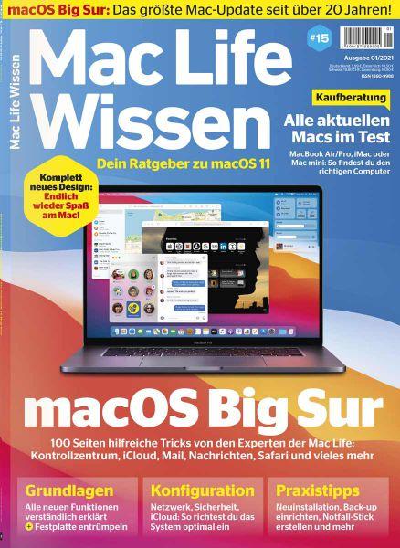 Mac Life Wissen 01/2021