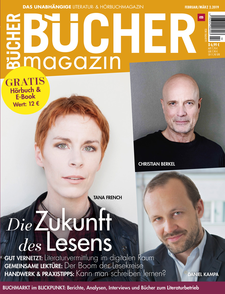 BÜCHER 02/2019