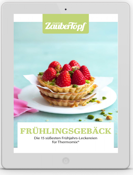 Zaubertopf E-Book Frühlingsgebäck